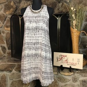 Cynthia Rowley | Trapeze Dress | Printed | 6
